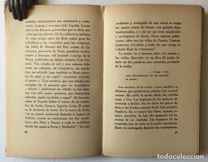 Libros antiguos: UNA HORA DE ESPAÑA. (ENTRE 1560 Y 1590). - AZORÍN. [José Martínez Ruiz]. - Madrid, 1939. - Foto 3 - 172083027