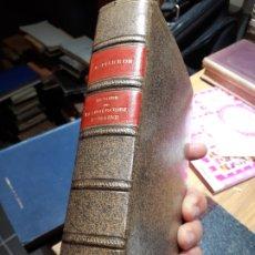 Libros antiguos: HISTOIRE DE LA LITTERATURE ROMAINE PIERRON (A.) HACHETTE, 1863.. Lote 173030714