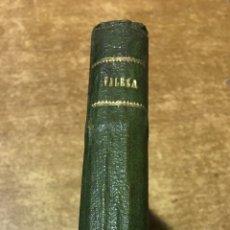 Libros antiguos: JUAN VALERA - 1883 - ALGO DE TODO - PRIMERA EDICIÓN. Lote 173594380