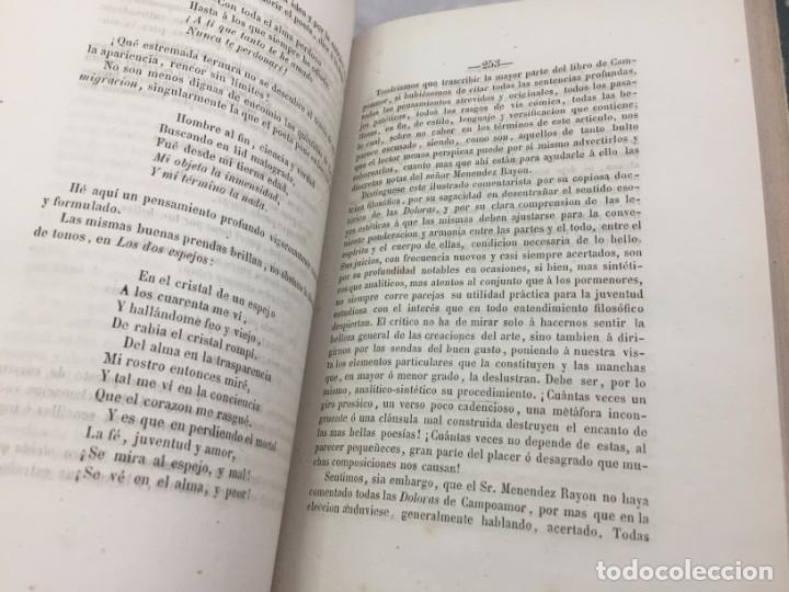 Libros antiguos: ENSAYOS CRÍTICOS SOBRE FILOSOFÍA INSTRUCCIÓN PÚBLICA ESPAÑOLA Laverde,Gumersindo Lugo Soto Freire 18 - Foto 6 - 174269228