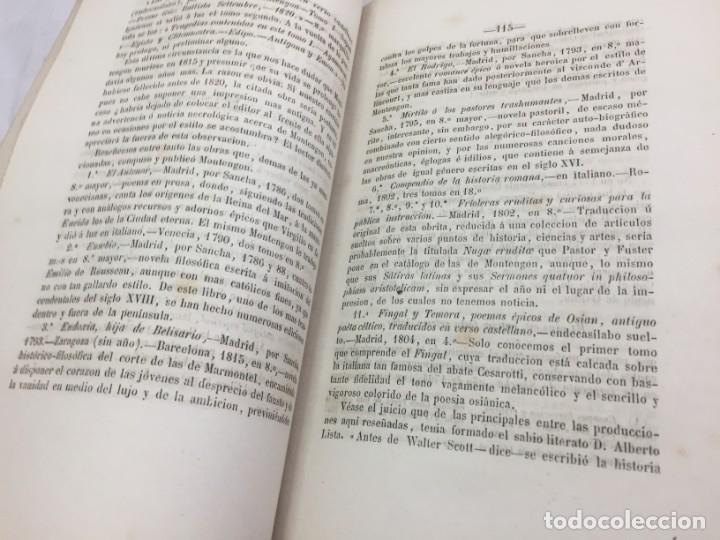 Libros antiguos: ENSAYOS CRÍTICOS SOBRE FILOSOFÍA INSTRUCCIÓN PÚBLICA ESPAÑOLA Laverde,Gumersindo Lugo Soto Freire 18 - Foto 11 - 174269228