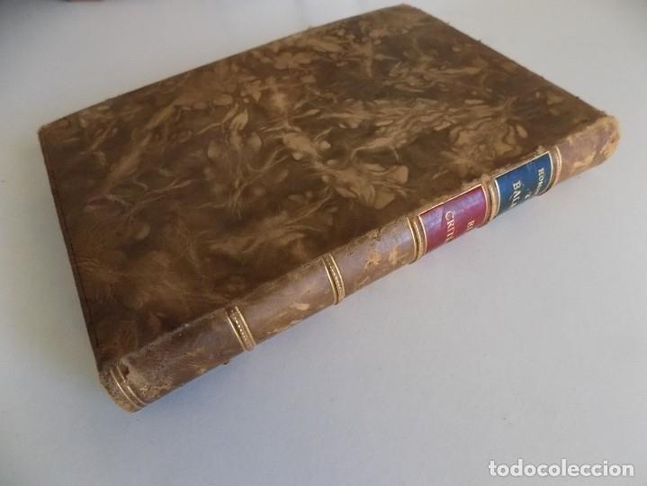 LIBRERIA GHOTICA. HOMENAJE A BALMES. LA CASA BRUSI 1910.FOLIO. EDICIÓN NUMERADA EN PIEL. (Libros antiguos (hasta 1936), raros y curiosos - Literatura - Ensayo)