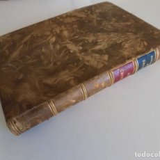 Libros antiguos: LIBRERIA GHOTICA. HOMENAJE A BALMES. LA CASA BRUSI 1910.FOLIO. EDICIÓN NUMERADA EN PIEL.. Lote 178825705