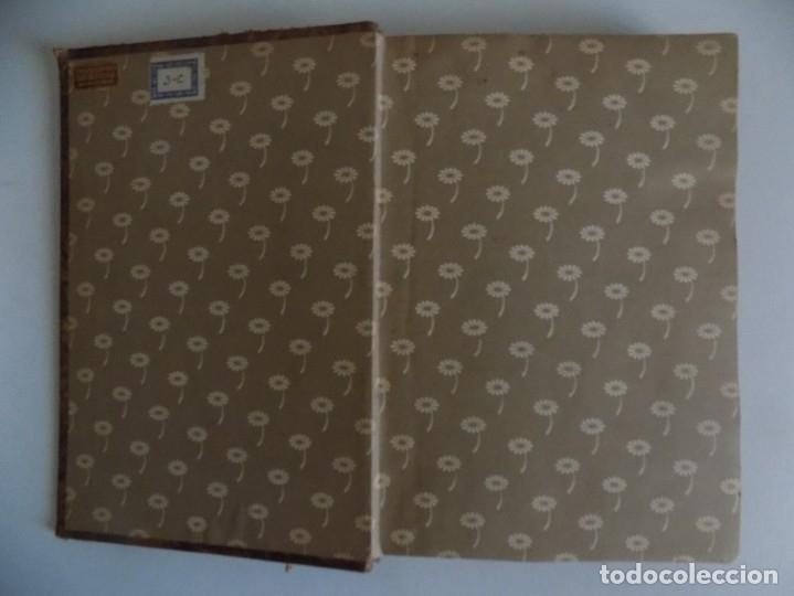 Libros antiguos: LIBRERIA GHOTICA. HOMENAJE A BALMES. LA CASA BRUSI 1910.FOLIO. EDICIÓN NUMERADA EN PIEL. - Foto 3 - 178825705
