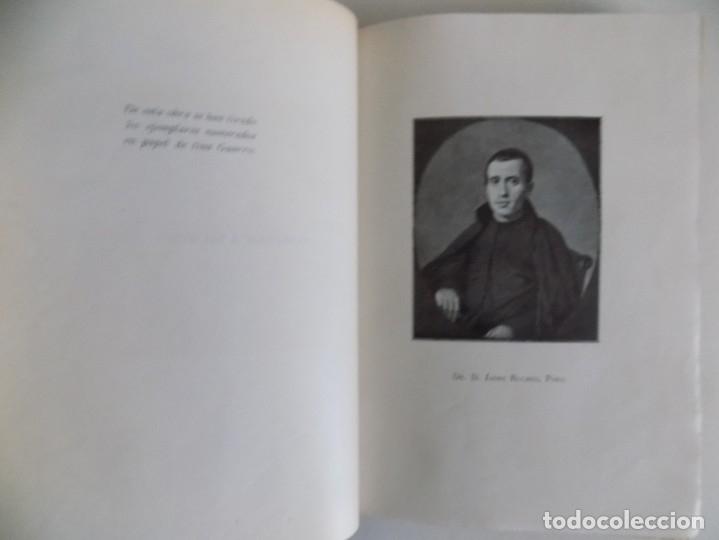 Libros antiguos: LIBRERIA GHOTICA. HOMENAJE A BALMES. LA CASA BRUSI 1910.FOLIO. EDICIÓN NUMERADA EN PIEL. - Foto 5 - 178825705