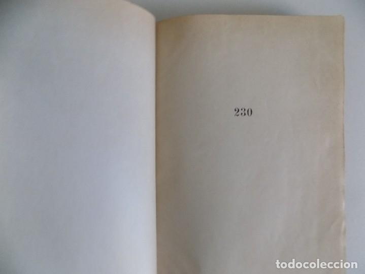 Libros antiguos: LIBRERIA GHOTICA. HOMENAJE A BALMES. LA CASA BRUSI 1910.FOLIO. EDICIÓN NUMERADA EN PIEL. - Foto 6 - 178825705