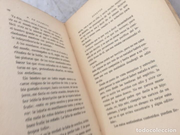Libros antiguos: Miguel de Unamuno Ensayos tomo V residencia de estudiantes buen estado 1ª edición 1917 - Foto 4 - 181433561