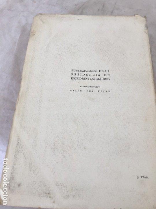 Libros antiguos: Miguel de Unamuno Ensayos tomo V residencia de estudiantes buen estado 1ª edición 1917 - Foto 9 - 181433561