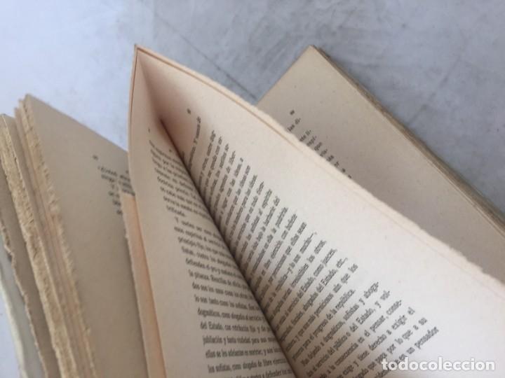 Libros antiguos: Miguel de Unamuno Ensayos tomo VII residencia de estudiantes buen estado 1ª edición 1918 - Foto 6 - 181433633
