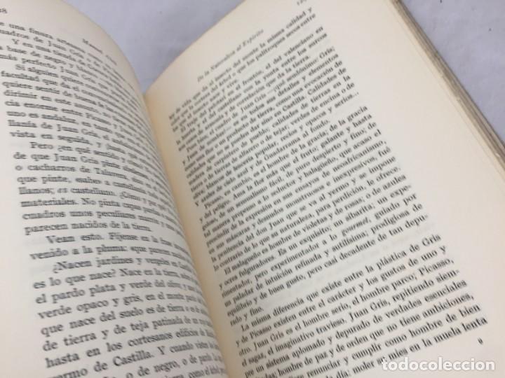 Libros antiguos: De la naturaleza al espíritu. 1935. 1ª Edición, Manuel Abril con firma y dedicatoria del autor - Foto 6 - 184341518