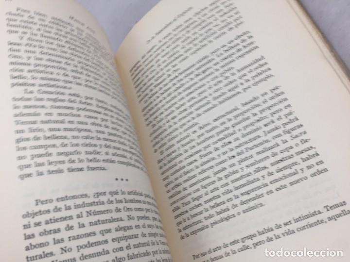 Libros antiguos: De la naturaleza al espíritu. 1935. 1ª Edición, Manuel Abril con firma y dedicatoria del autor - Foto 7 - 184341518