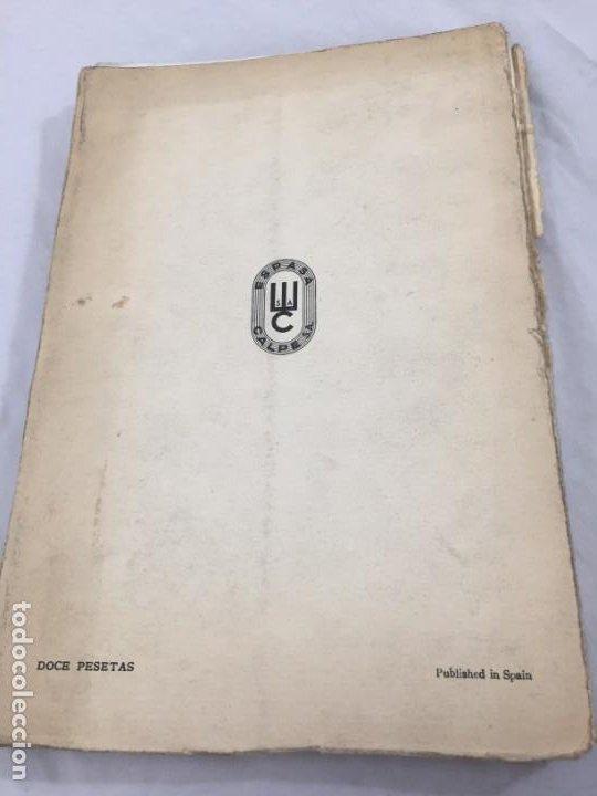 Libros antiguos: De la naturaleza al espíritu. 1935. 1ª Edición, Manuel Abril con firma y dedicatoria del autor - Foto 14 - 184341518