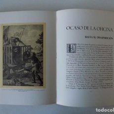 Libros antiguos: LIBRERIA GHOTICA. EL MAESTRO IBARRA.HOMENAJE DE LA CASA GANS.1931. FOLIO. EJEMPLAR NUMERADO. Lote 184358340