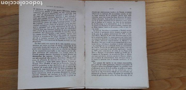 Libros antiguos: ESPAÑA, ENSAYO DE HISTORIA CONTEMPORANEA, SALVADOR DE MADARIAGA, - Foto 3 - 185931135
