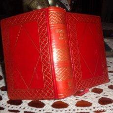 Libros antiguos: LIBRO EDITADO POR AGUILAR EDICIONES. EUGENIO D'ORS. ENCUADER. EN PIEL Y PAGS. PAPEL BIBLIA. Lote 187214576