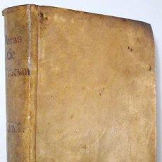Libros antiguos: GRACIÁN, LORENZO (BALTASAR) - OBRAS DE LORENZO GRACIAN, TOMO SEGUNDO - BARCELONA 1748. Lote 190802530