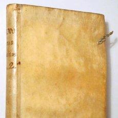 Libros antiguos: FEIJOO, GERÓNIMO DE - CARTAS ERUDITAS, Y CURIOSAS. TOMO SEGUNDO - MADRID 1763. Lote 190802598