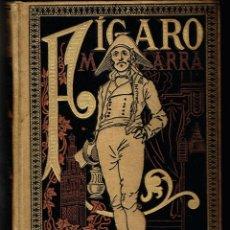 Libros antiguos: FÍGARO MARIANO JOSÉ DE LARA BIBLIOTRECA AMENA E INSTRUCTIVA 1884 ILUSTRADO. Lote 191467925