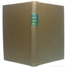 Libros antiguos: 1930 - 1ª ED, J. M.ª SALAVERRÍA: NUEVOS RETRATOS. PÉREZ GALDÓS, GENERACIÓN DEL 98, GÓMEZ DE LA SERNA. Lote 191563371