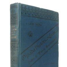 Libros antiguos: 1893 - OJEADA HISTÓRICO-CRÍTICA SOBRE LA POESÍA ECUATORIANA - LITERATURA, ECUADOR - RARO . Lote 191605493