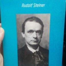 Libros antiguos: RUDOLG STEINER: ENSAYOS DE ÉTICA. Lote 194143092
