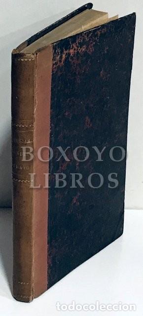MENÉNDEZ PELAYO, ENRIQUE. MEMORIAS DE UNO A QUIEN NO SUCEDIÓ NADA (Libros antiguos (hasta 1936), raros y curiosos - Literatura - Ensayo)