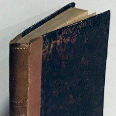 Libros antiguos: MENÉNDEZ PELAYO, ENRIQUE. MEMORIAS DE UNO A QUIEN NO SUCEDIÓ NADA. Lote 195077477