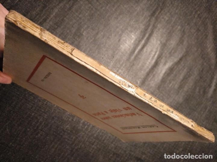 Libros antiguos: VARIACIONES SOBRE UN VIAJE A PARIS (1924) - CARLOS MARISTANY - Foto 4 - 195127671