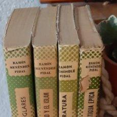 Libros antiguos: AUSTRAL. MENÉNDEZ PIDAL. Lote 196237510