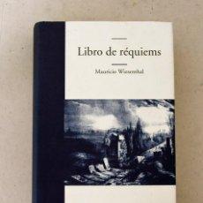 Libri antichi: LIBRO DE REQUIEMS. Lote 197291592