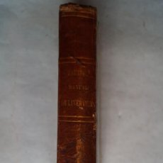Libros antiguos: MANUAL DE LITERATURA. SEGUNDA PARTE. A. GIL ZARATE. 1851. Lote 198781807