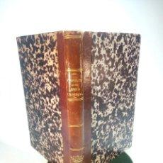 Libros antiguos: PROYECTO DE UNA LENGUA UNIVERSAL. DOCTOR DON BONIFACIO OCHANDO. MADRID. 1862. IMP. DE J. MARTÍN ALEG. Lote 199053965