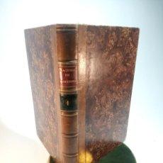 Libros antiguos: BIBLIOTECA DE DRAMÁTICOS GRIEGOS. EXCMO. È ILMO. SR. DON JOSÉ GUTIERREZ DE LA VEGA. TOMO PRIMERO.. Lote 199069407