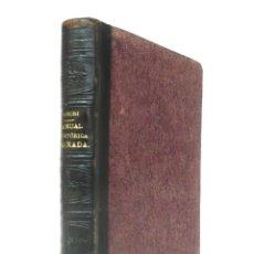 Libros antiguos: 1886 - MANUAL DE RETÓRICA SAGRADA - FRANCISCO DE PAULA MARURI - LIBRO ANTIGUO, SIGLO XIX. Lote 199396165