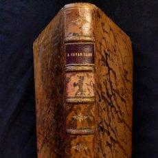 Libros antiguos: DIÁLOGOS. CARTAS Y DISCURSOS ACADÉMICOS. POR D. ANTONIO DE CAVANILLES. REEDICIÓN DE 1932.. Lote 203296222