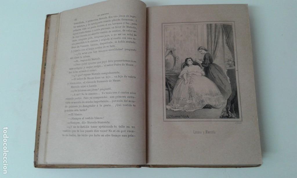 Libros antiguos: LO POSITIVO O MEMORIAS DE UN MILLONARIO 1863 ilustrado - Foto 5 - 203766577
