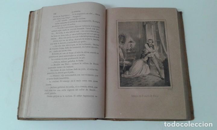 Libros antiguos: LO POSITIVO O MEMORIAS DE UN MILLONARIO 1863 ilustrado - Foto 7 - 203766577