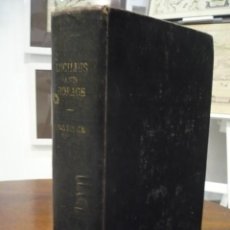 Libros antiguos: FISKE, G.C LUCILIUS AND HORACE. A STUDY IN THE CLASSICAL THEORY OF IMITATION.. Lote 203870136