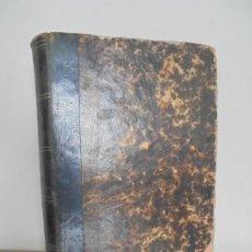 Libros antiguos: EL ANALISIS FILOSOFICO DE LA ESCRITURA Y LENGUA HEBREAS. ANTONIO MARIA GARCIA BLANCO. 1882.. Lote 204444372