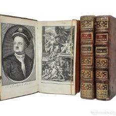 Libros antiguos: 1741 - EL ESPECTADOR - IMPORTANTE REVISTA INGLESA DEL SIGLO DE LAS LUCES - 3 TOMOS DEL SIGLO XVIII. Lote 204644212