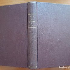 Libros antiguos: 1915 EL QUIJOTR Y SU ÉPOCA - JOSÉ DE ARMAS. Lote 204974152