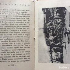 Libros antiguos: ARY DOS SANTOS - ETIÓPIA 100%. AÑO 1936., 1.ª EDICIÓN. ILUSTRADO.. Lote 205300813