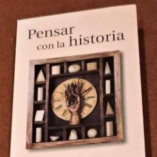 Libros antiguos: PENSAR CON LA HISTORIA. CARL E. SCHORSKE.. Lote 205321070
