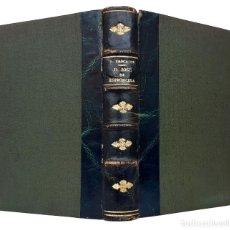 Libri antichi: 1914 - JOSÉ DE ESPRONCEDA, SU EPOCA, SU VIDA Y SUS OBRAS - CASCALES MUÑOZ - ROMANTICISMO - 1ª ED.. Lote 208691725
