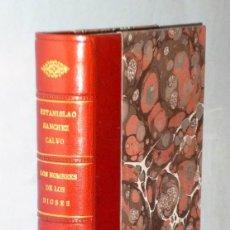 Libros antiguos: LOS NOMBRES DE LOS DIOSES. Lote 208988422