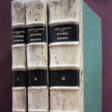 Libros antiguos: CONDE DE LAS NAVAS ... CATALOGO DE LA REAL BIBLIOTECA AUTORES HISTORIA ... 1910 - 1931 (3 TOMOS). Lote 210595705