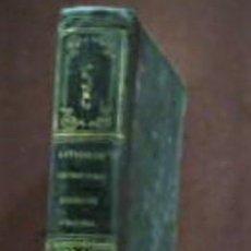 Libros antiguos: EMMANUEL MILLER ... CATALOGUE DES MANUSCRITS GRECS DE LA BIBLIOTHEQUE DE L'ESCURIAL ... 1848. Lote 210596940
