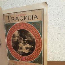 Livros antigos: LA DIVINA TRAGEDIA, SEGÚN HESIODORO Y OTROS AUTORES. Lote 214875685