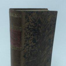 Libros antiguos: FERDINAND BRUNETIÈRE. LE ROMAN NATURALISTE. 1896. Lote 217934367