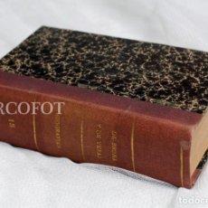 Libri antichi: DE BROMA Y DE VERAS - TOMO 15 - BIOGRAFÍAS.... CISNEROS, GARCÍA MORENO, FELIPE II ........ Lote 218083843